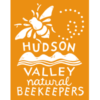 Hudson Valley Natural Beekeepers Logo